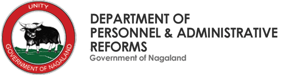 Department of Personnel & Administrative Reforms - Nagaland