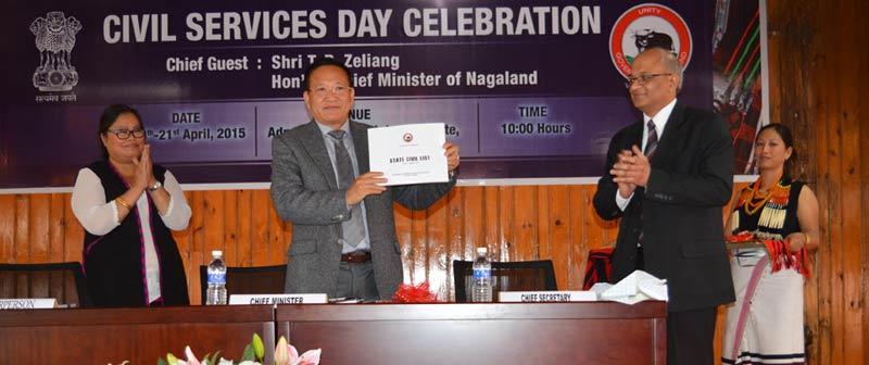Civil Service Day Celebration 2015