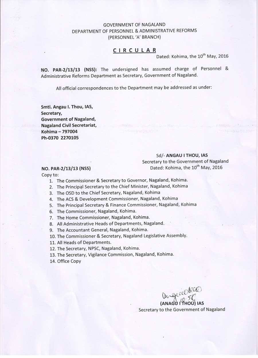 Charge-Report-of-Report-of-Secy